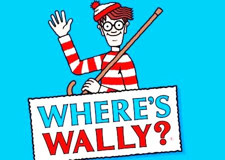 殺人鬼 ウォーリーを探せ
